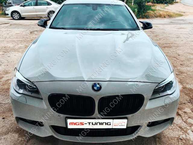 Крышки зеркал + Ноздри на BMW F10