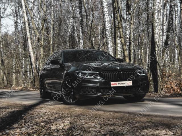 Крышки зеркал в стиле M5 на BMW 5 Series G30