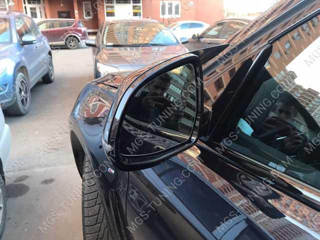 Крышки зеркал в стиле BMW X6m f 16