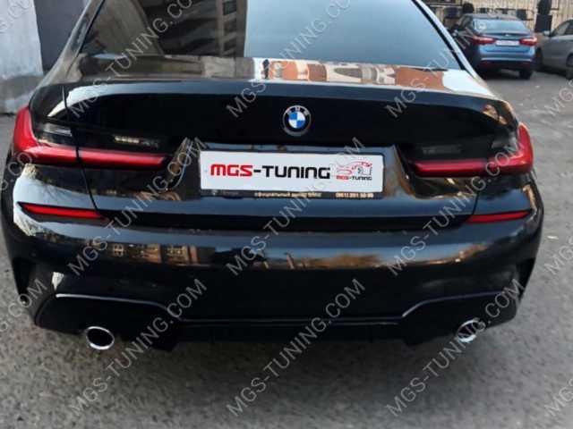 Диффузор M-Perfomance BMW 3 Series G20