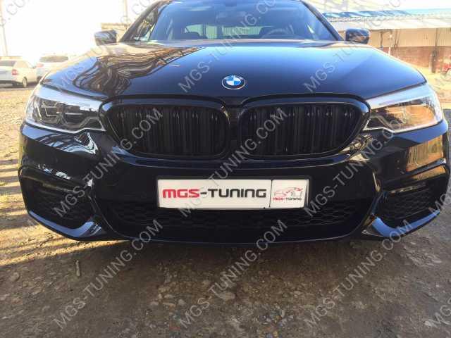 Решетка радиатора BMW в стиле М5