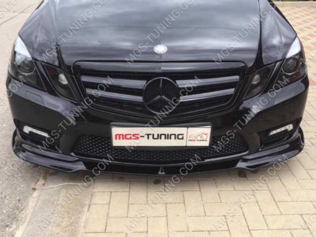 Решетка радиатора в стиле E63 AMG на Mercedes E-Class W212