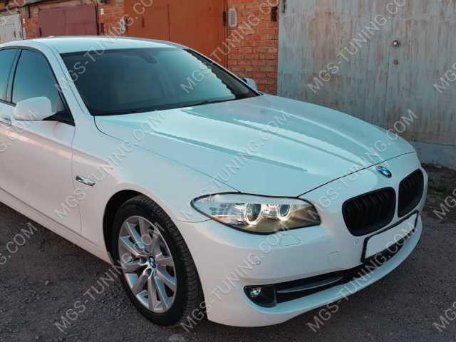 Ноздри на BMW 5 Series F10 в стиле М5