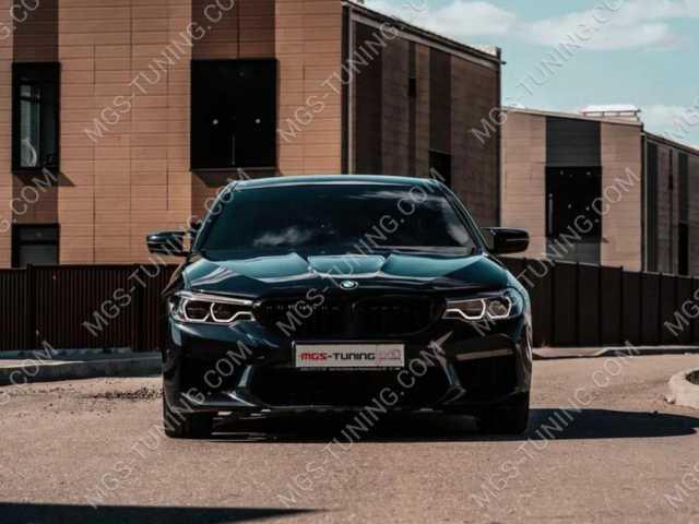 Обвес Khan Toyota Camry V70 черный