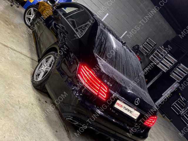 Тюнинг AMG 63 на Mercedes E Class W212