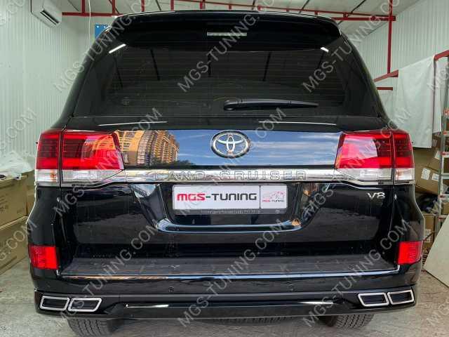 Обвес Executive Toyota Land Cruiser 200