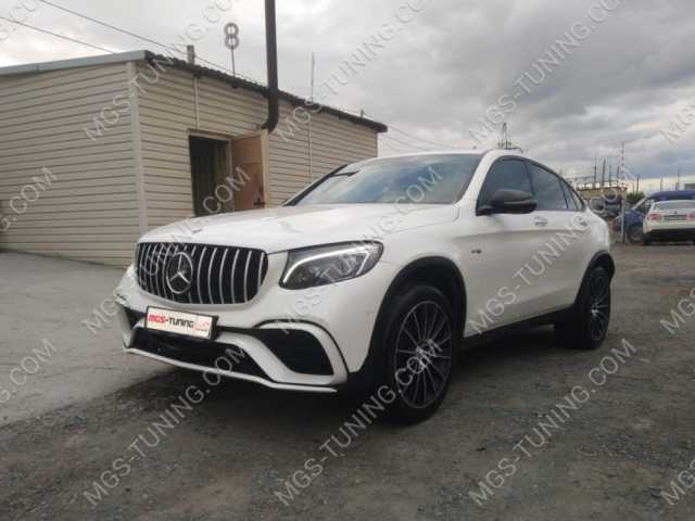 Обвес 63 AMG GLC-Coupe
