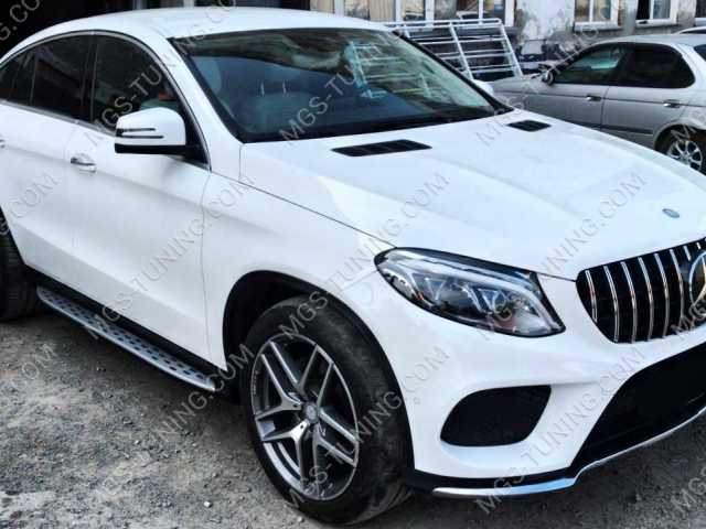 Mercedes GLE-Class Coupe C292, тюнинг мерседес, тюнинг mercedes