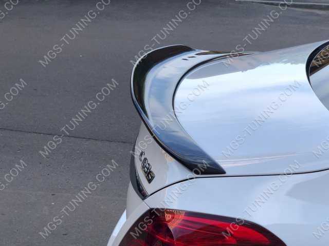 Mercedes C-Class W205 Спойлер стиль PSM карбон