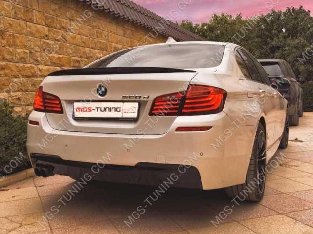 BMW 5 Series F10/F11 рестайлинг (2013 - 2016)