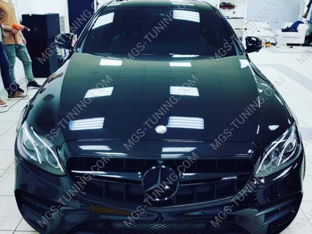 Mercedes E-Class W213, бампер на мерседес, решетка на мерседес, бампер для мерседес, бампер на мерс