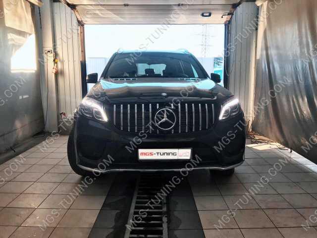 Mercedes Benz GLS-Class X166