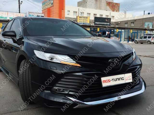 Toyota Camry V70, обвес на камри, обвес для тойота камри