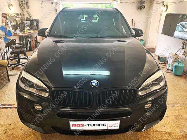 Крышки зеркал + Ноздри на BMW F15