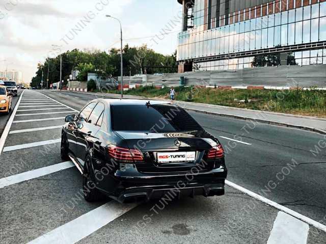 Тюнинг Mercedes E Class