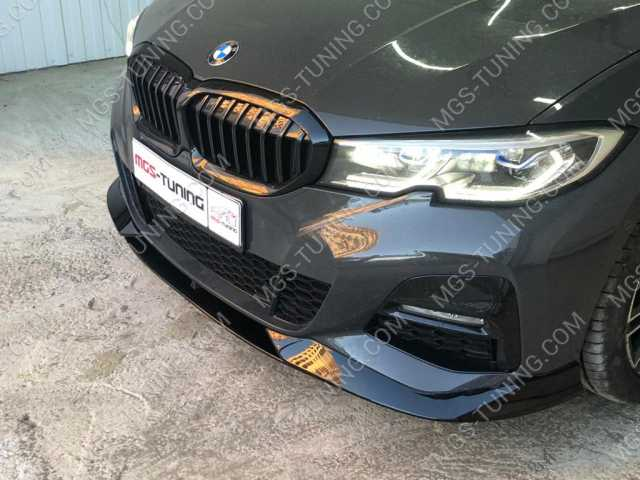 Решетка радиатора в стиле M-Perfomance BMW 3 Series G20