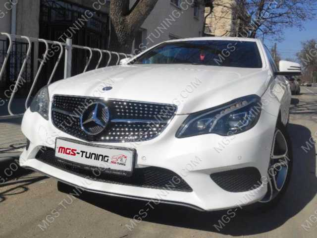 Решётка Mercedes E-class Coupe c207 13-16 Daimond Black