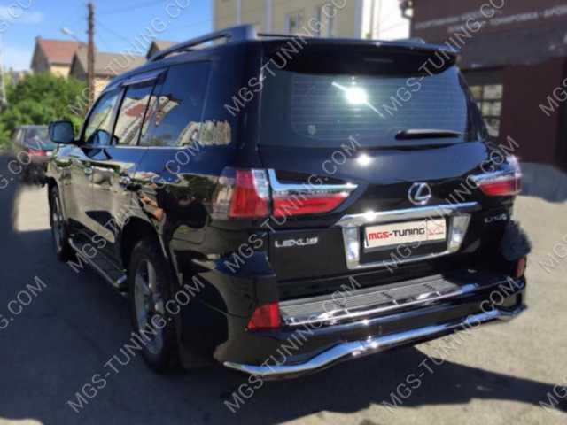 Преображение Lexus LX 570