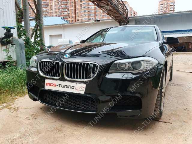 Тюнинг BMW 5 Series f10