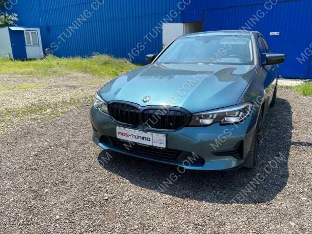 Зеркала в стиле М3 из оригинального карбона на BMW 3 Series G20