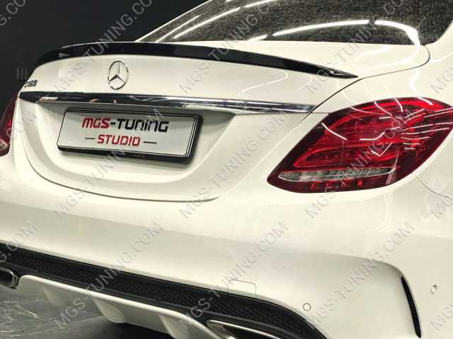 Тюнинг Mercedes C Class W205
