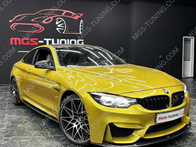 Тюнинг BMW M4 F82 карбон M Perfomance