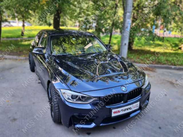 Обвес в стиле M3 на BMW 3 Series F30
