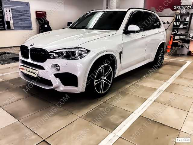 BMW X5M f15 обвес