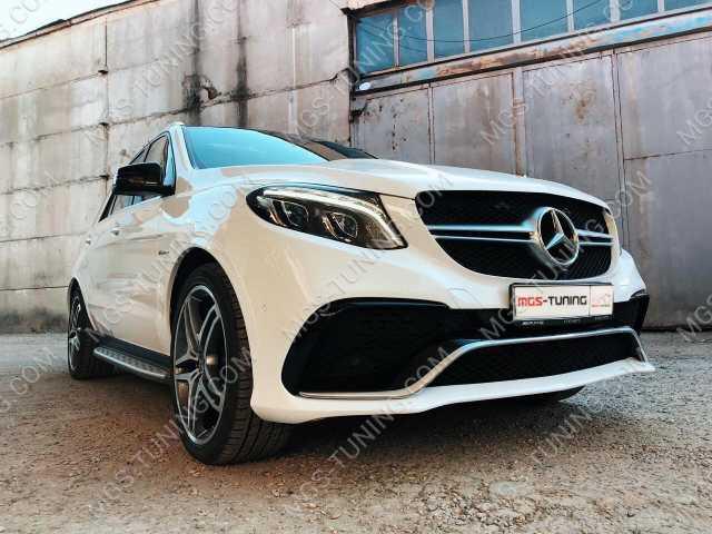 Тюнинг Mercedes GLE W166