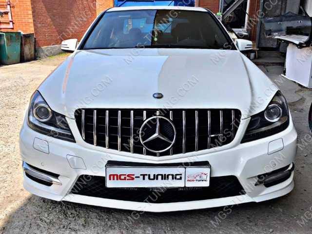 Mercedes c-class w204