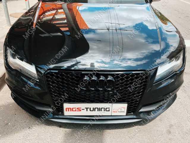 Решётка радиатора Audi A7