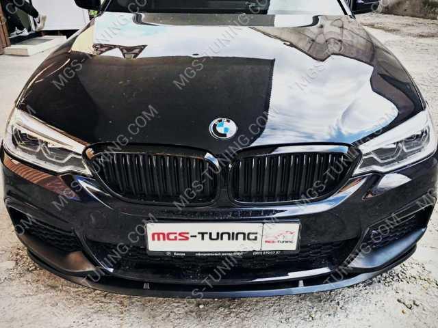 Губа M-Perfomance BMW 5 series G30