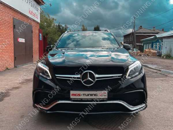Mercedes-Benz GLE-Class W166