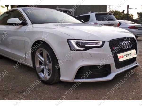Audi A5 1 поколения (Рестайлинг)